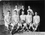 Basketball team of 1915
