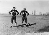 Football players in 1947