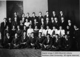 Sophomore class of 1914-15