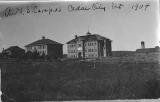 B.N.S. Campus Cedar City Ut 1904; Old Main, Old Administration ( then known as the Science...