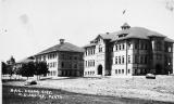 Old Main, Science Building, Girl's Gymnasium