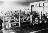 Chemical laboratory, 1911-1912