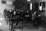 Typing class (1920's)