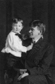 March 9, 1906, Howard R. Driggs and his son