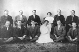 Faculty 1910 or 1911