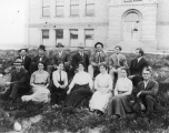 Branch Normal School faculty, 1912