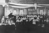Branch Normal School choral concert, 1906-07