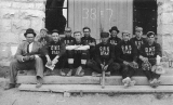 Baseball team of 1910