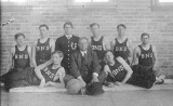 Basketball team 1909