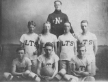 Basketball team, 1916