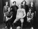 Girl's basketball team 1912