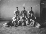 Basketball team 1911-12