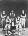 Basketball team 1907-08