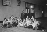 Girl's Physical Education-1916