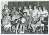 Daughters of Utah Pioneers band