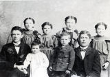 Jedediah Jones family