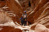 San Rafael Swell -- Recreation -- Hiking Little Wild Horse Canyon