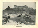 San Rafael Swell -- Mining -- Uranium -- Collar of Marchbank Unit Incline Shaft