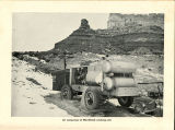 San Rafael Swell -- Mining -- Uranium -- Air Compressor At Marchbank Working Unit