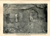 San Rafael Swell -- Mining -- Uranium -- Ore Face Workmen and Slusher
