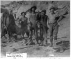 San Rafael Swell -- Mining -- Uranium -- Mining Vanadium at Temple Mountain