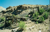 San Rafael Swell -- Mining -- Gold and Gravel Separator at Muddy River
