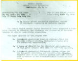 San Rafael Swell -- Mining -- Uranium -- U.S. Atomic Energy Commission Announcement to Press