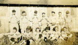 Civilian Conservation Corps -- Ferron Camp -- Baseball Team