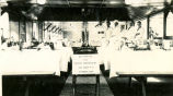 Civilian Conservation Corps -- Ferron -- Camp F-11 Company 959 -- Dining Room and Cooks
