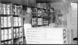 Civilian Conservation Corps -- Ferron -- Camp F-11 Company 959 -- Food Pantry
