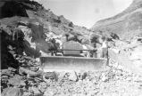 Civilian Conservation Corps -- Castle Dale -- Camp DG-27 Company 529 -- Building Roads