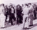 Civilian Conservation Corps -- Ferron -- Camp F-11 Company 959 -- Owen Price -- Cat Skinners in...