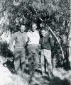 Civilian Conservation Corps -- Ferron -- Camp F-11 Company 959 -- Owen Price and Buddies