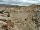 San Rafael Swell -- MK Tunnels -- Distant View