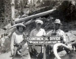 Geary, Elmo -- Geary Family Vacation -- Continental Divide