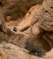 San Rafael Swell -- Hiking Eardly Canyon