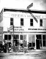Historic Structures -- Green River Opera House