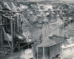 Coal Mining -- Drew Richards' Coal Mine in Huntington Canyon