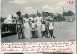 Richards, Addie -- July 4th Celebration 1947