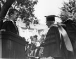 Lanell N. Lunt Receiving Honorary Degree