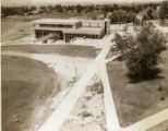 Administration Building Aerial