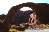 Rainbow Bridge National Monument, bridge