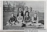 catalog1921i039p038: College Basketball Team