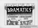 yearbook1917i073: Dramatics