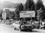 Iron County Fair parade