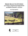 Selected Sories of the Livestock Industry in Iron County, 2010