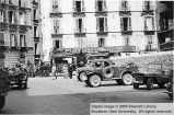World War II, Hearse in Napoli, Italy
