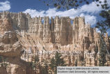 Bryce Canyon National Park, Wall of Windows