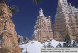 Bryce Canyon National Park, Queen Victoria rock formation