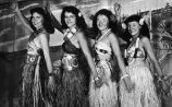 BACEAN hula girls from South Pacific